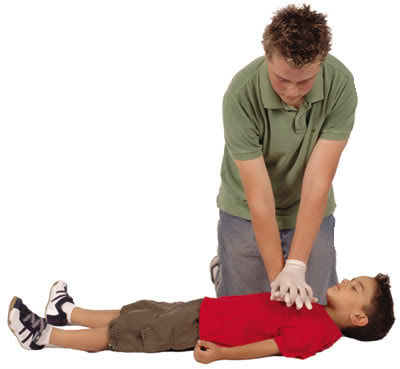 Image result for teaching pediatric daycare cpr